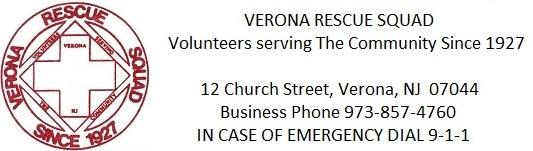 Verona Rescue Squad -